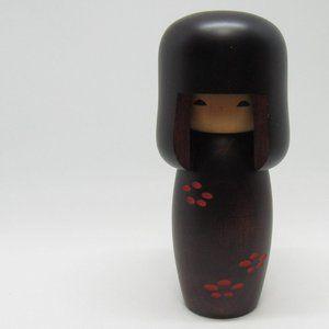 Kokeshi doll/ japanese doll /small kokeshi/ lucky